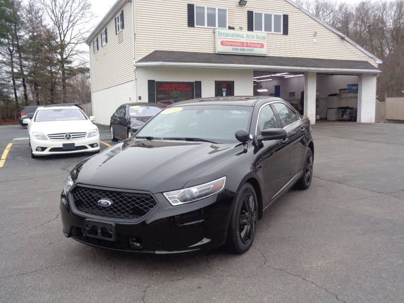2016 Ford Taurus AWD Police Interceptor 4dr Sedan In