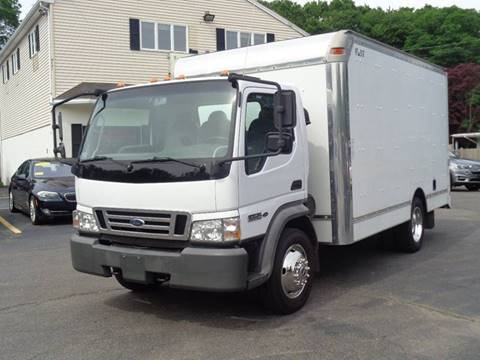 2007 Ford Low Cab Forward for sale in Bridgewater, MA