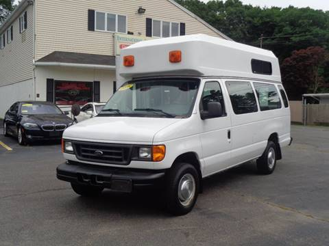 2006 Ford E-Series Cargo for sale in Bridgewater, MA