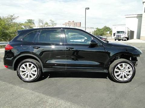 2014 Porsche Cayenne for sale at AFFORDABLE MOTORS OF BROOKLYN - Inventory in Brooklyn NY