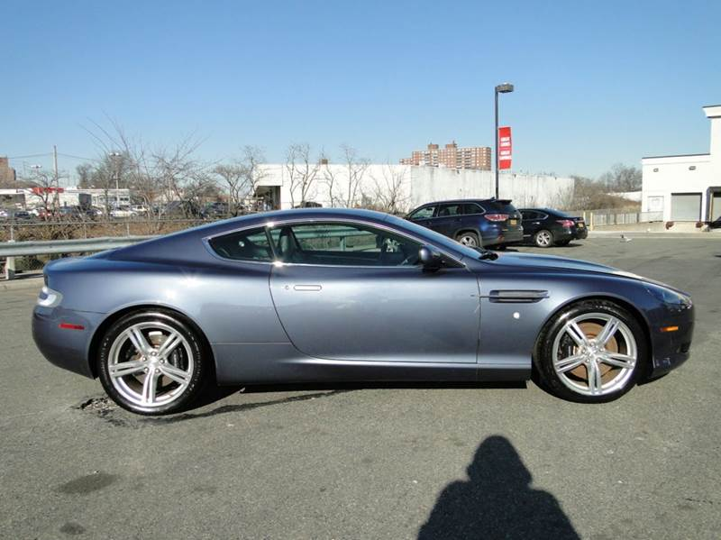 2006 Aston Martin DB9 for sale at AFFORDABLE MOTORS OF BROOKLYN in Brooklyn NY