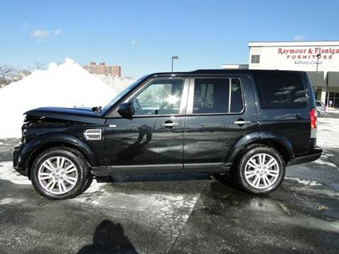2012 Land Rover LR4 for sale at AFFORDABLE MOTORS OF BROOKLYN - Inventory in Brooklyn NY