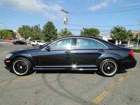 2008 Mercedes-Benz S-Class for sale at AFFORDABLE MOTORS OF BROOKLYN - Inventory in Brooklyn NY