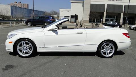 2011 Mercedes-Benz E-Class for sale at AFFORDABLE MOTORS OF BROOKLYN in Brooklyn NY
