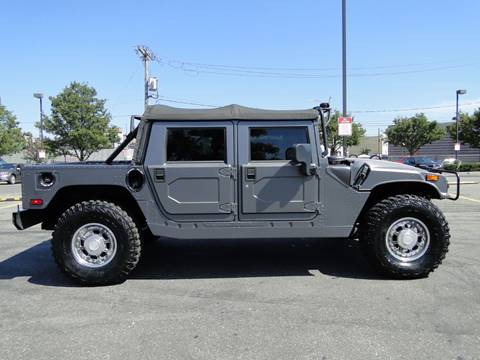Military Vehicles For Sale >> 2002 Hummer H1 For Sale In Brooklyn Ny