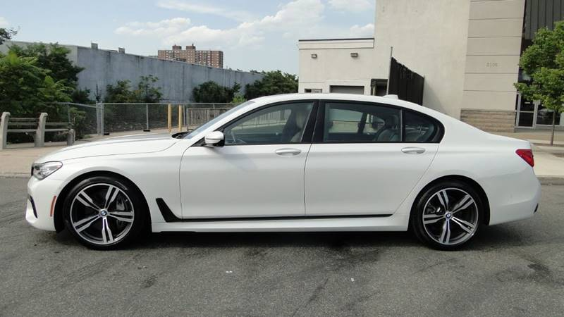2017 BMW 7 Series for sale at AFFORDABLE MOTORS OF BROOKLYN in Brooklyn NY