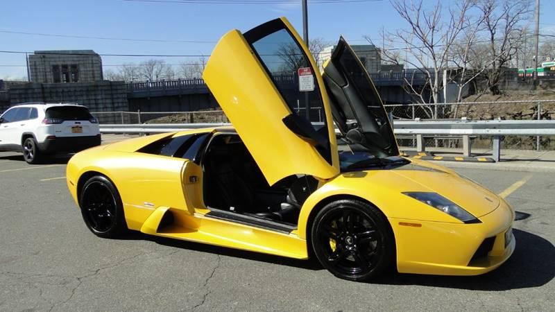 2003 Lamborghini Murcielago for sale at AFFORDABLE MOTORS OF BROOKLYN in Brooklyn NY