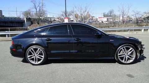 2015 Audi A7 for sale at AFFORDABLE MOTORS OF BROOKLYN - Inventory in Brooklyn NY