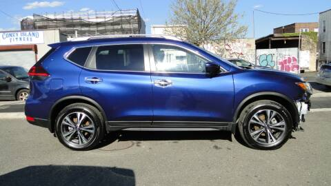 2019 Nissan Rogue for sale at AFFORDABLE MOTORS OF BROOKLYN in Brooklyn NY