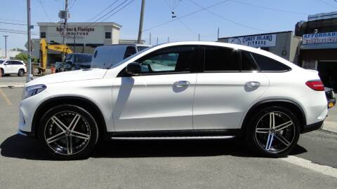 2018 Mercedes-Benz GLE for sale at AFFORDABLE MOTORS OF BROOKLYN in Brooklyn NY