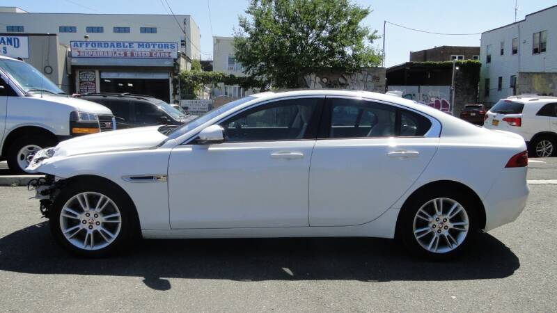 2018 Jaguar XE for sale at AFFORDABLE MOTORS OF BROOKLYN - Inventory in Brooklyn NY