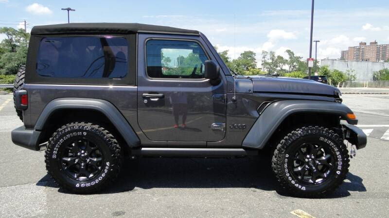 2020 Jeep Wrangler for sale at AFFORDABLE MOTORS OF BROOKLYN in Brooklyn NY