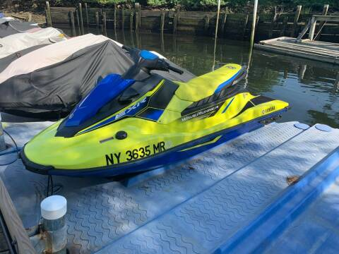 2020 Yamaha WaveRunner EXR 110 for sale at AFFORDABLE MOTORS OF BROOKLYN in Brooklyn NY