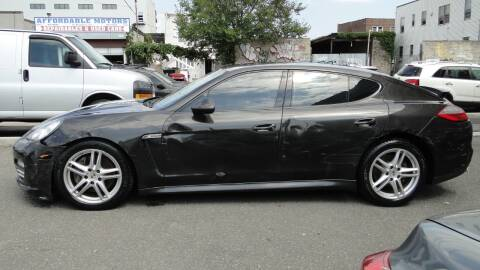 2011 Porsche Panamera for sale at AFFORDABLE MOTORS OF BROOKLYN in Brooklyn NY