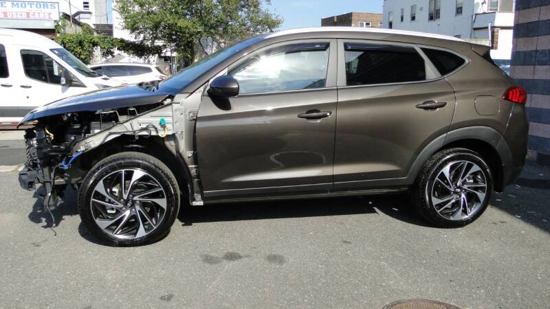 2020 Hyundai Tucson for sale at AFFORDABLE MOTORS OF BROOKLYN in Brooklyn NY
