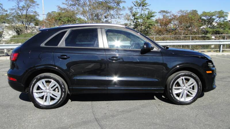 2017 Audi Q3 for sale at AFFORDABLE MOTORS OF BROOKLYN in Brooklyn NY