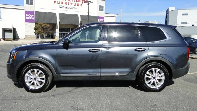 2020 Kia Telluride for sale at AFFORDABLE MOTORS OF BROOKLYN in Brooklyn NY