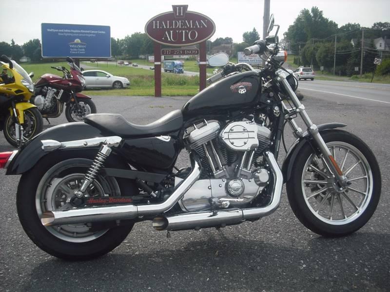 2006 Harley-Davidson 883L
