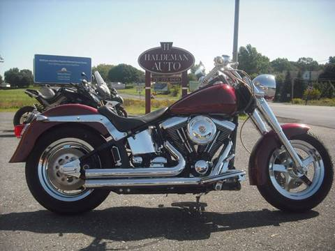 1999 Harley-Davidson Heritage Softail Classic for sale in Lebanon, PA