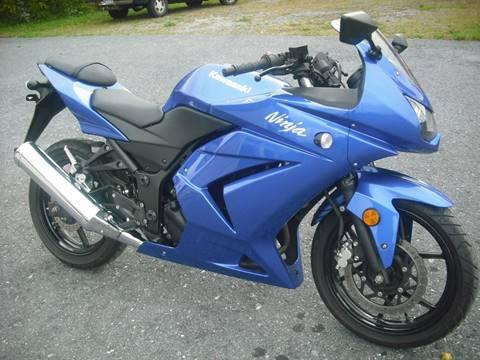 2009 Kawasaki Ninja 250R