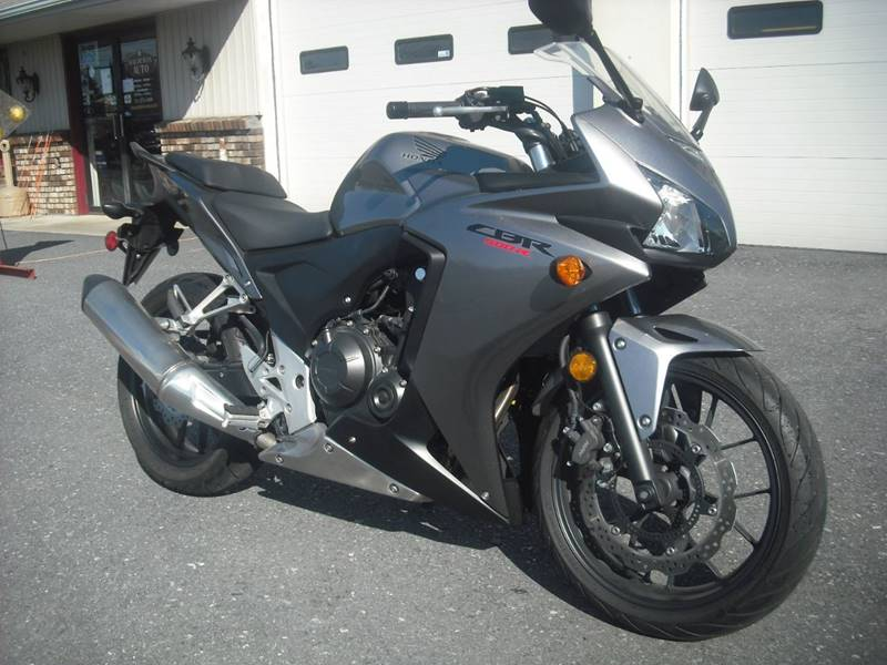 2015 Honda CBR500R ABS