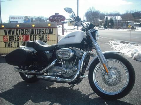2007 Harley Davidson 883 Sportster For Sale In Lebanon PA
