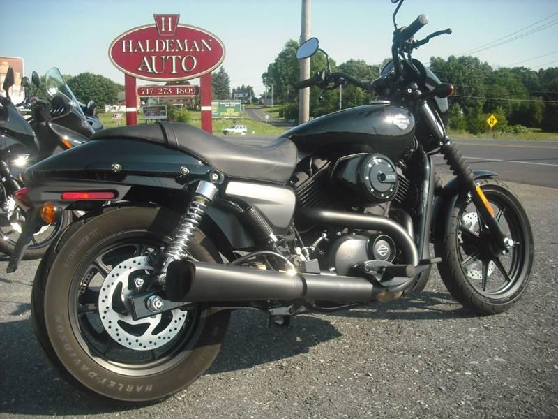 2015 Harley-Davidson XG500 Street 500