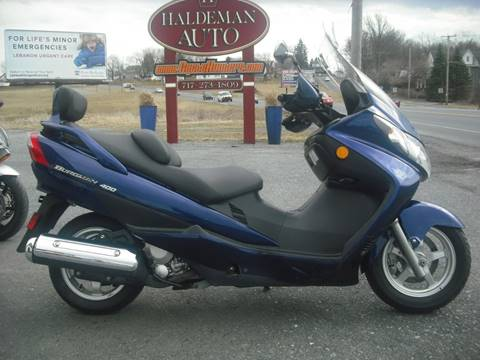 2005 Suzuki Burgman for sale in Lebanon, PA