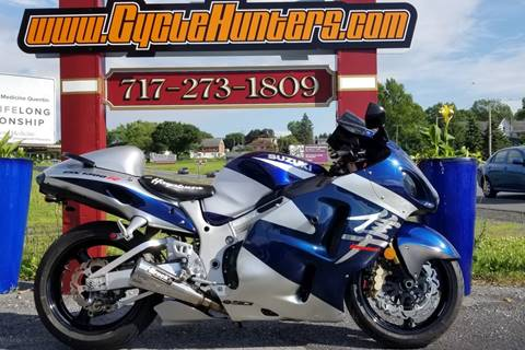 2004 Suzuki Hayabusa for sale in Lebanon, PA