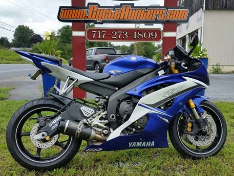 2011 Yamaha YZF-R6 for sale in Lebanon, PA