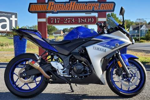 2015 Yamaha YZF R3 for sale in Lebanon, PA