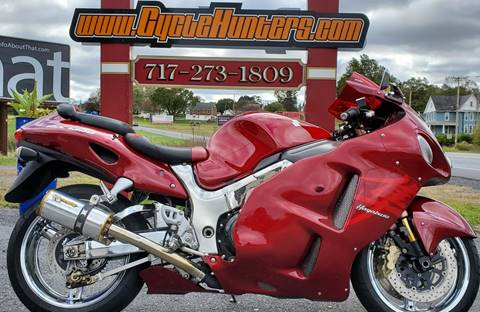 2007 Suzuki Hayabusa for sale in Lebanon, PA