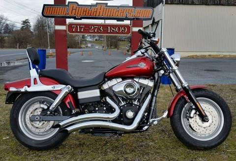 2008 Harley-Davidson FXDF Dyna Fat Bob for sale at Haldeman Auto in Lebanon PA
