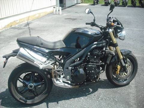 2007 Triumph 1050 Speed Triple for sale in Lebanon, PA