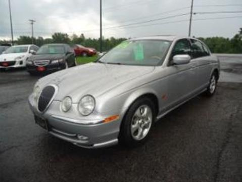 2001 Jaguar S-Type for sale in Spencerport, NY