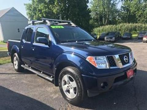 2007 Nissan Frontier for sale in Spencerport, NY