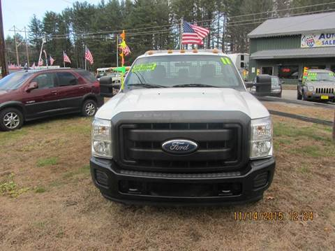 2011 Ford F-350 Super Duty for sale in New Boston, NH
