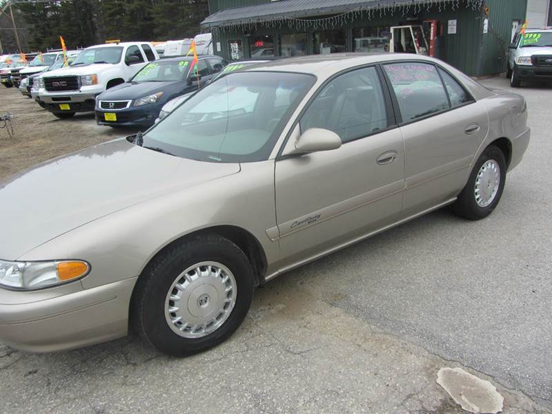 2000 Buick Century Limited 4dr Sedan In New Boston Nh Jons Route 114 Auto Sales