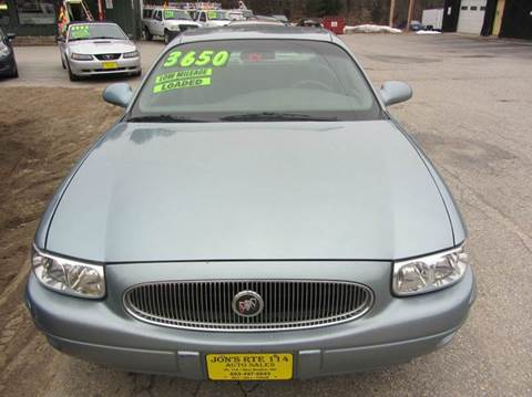 2003 Buick LeSabre for sale in New Boston, NH