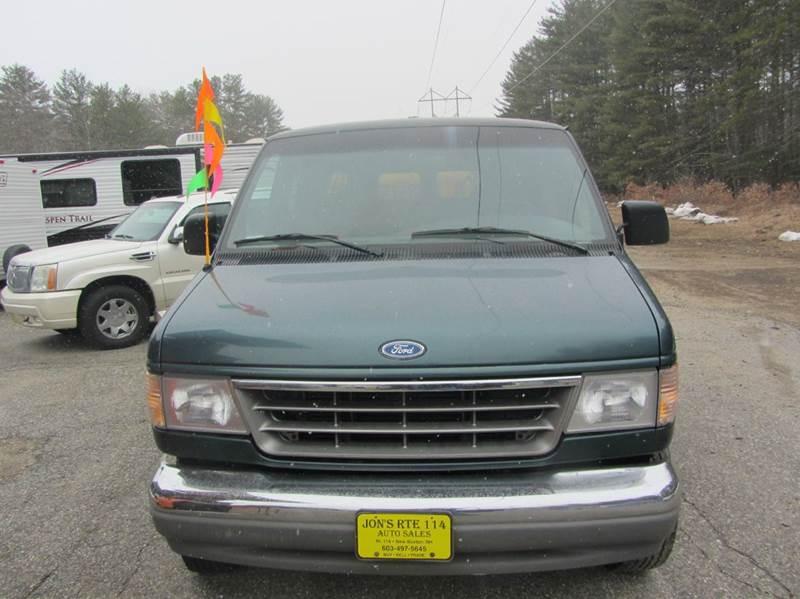 ford transit wagon e-350 xlt