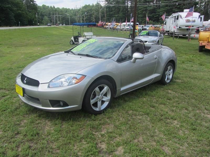 turbo vancouver contact gs spyder t in for sale wa veh convertible mitsubishi eclipse