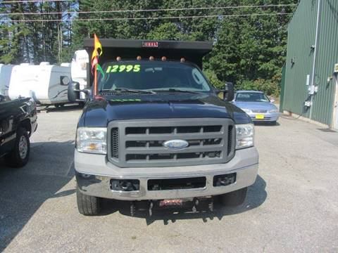 2005 Ford F-350 Super Duty for sale in New Boston, NH