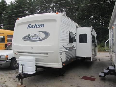 2006 Salem 31BHBS for sale in New Boston, NH