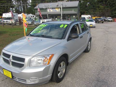 2007 Dodge Caliber for sale in New Boston, NH