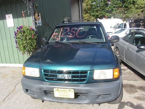 1999 Isuzu Rodeo for sale in New Boston, NH