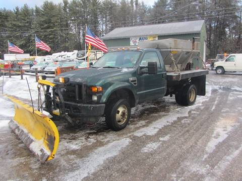 2008 Ford F-350 Super Duty for sale in New Boston, NH