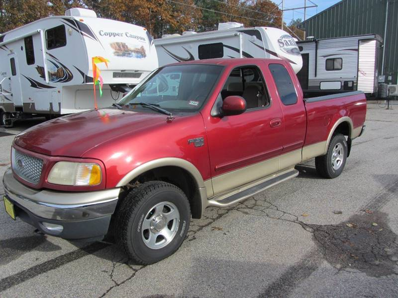 1999 ford f150 4x4 extended cab