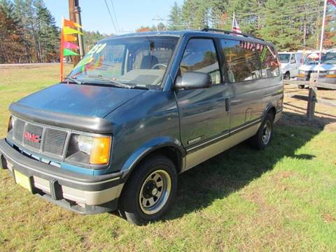 1993 GMC Safari for sale in New Boston, NH