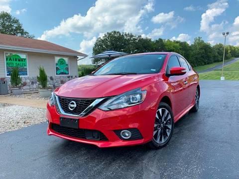 2016 Nissan Sentra for sale in Washington, MO