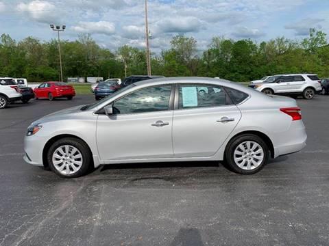 2017 Nissan Sentra for sale in Washington, MO